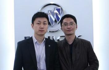 郭越:上海通用销量突破130万辆 别克占到60%